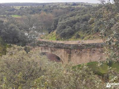 Puente de la Marmota - Parque Regional de la Cuenca Alta del Manzanares lugares para visitar en la c
